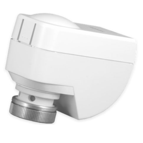 Actuator wireless pentru calorifer